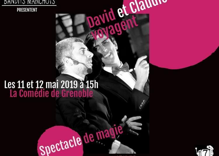 David Et Claudio Voyagent à Grenoble