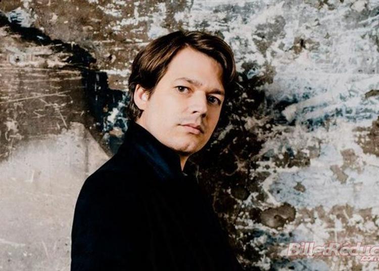 David Fray : Piano à Paris 8ème