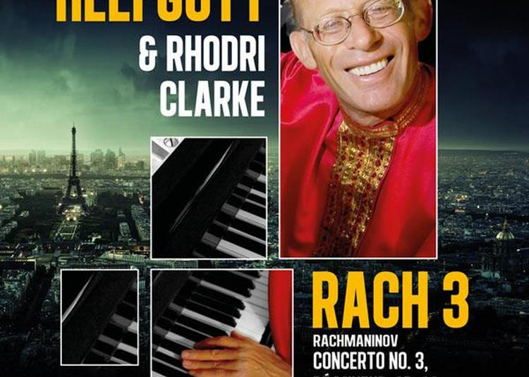 David Helfgott & Rhodri Clarke à Boulogne Billancourt