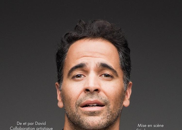 David Pagliaroli Dans Nous Les Hommes à Aix en Provence