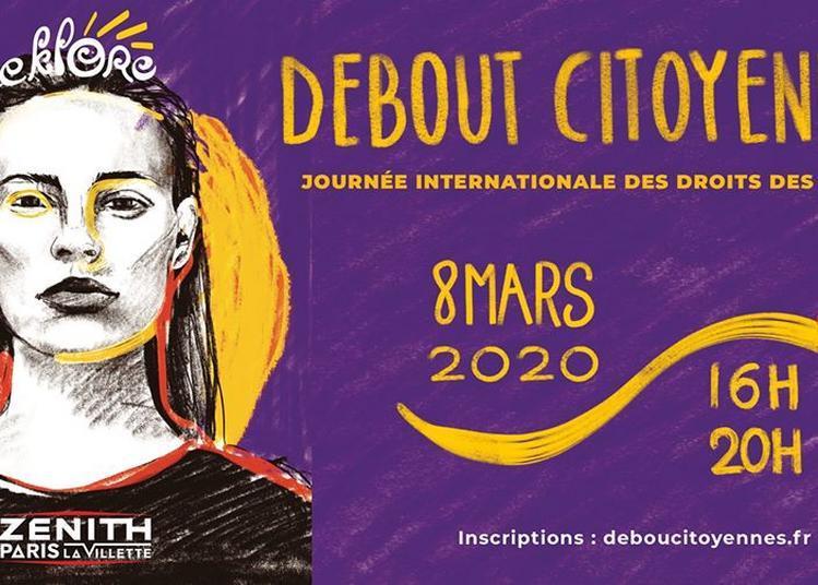 Debout Citoyennes à Paris 19ème