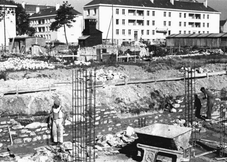 De 1947 à 1953, Le Quartier Gambetta Renaît Sous Le Signe De La Solidarité à Saint Nazaire
