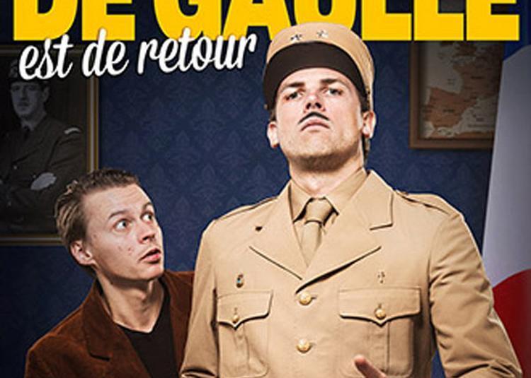 De Gaulle Est De Retour à Gray