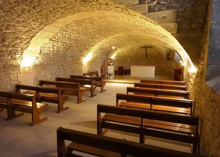 De L'abbaye Du Xe Siècle, Rempart Protecteur D'orléans, à L'église Paroissiale Du Xxie Siècle à Orléans