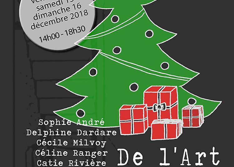 De l'Art pour Noël # 6 à Alencon
