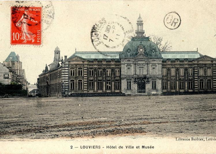 De L'église Au Musée En Passant Par L'usine Textile.. Déambulation Nocturne à Louviers
