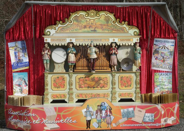 De L'orgue De Barbarie Au Limonaire à La Cote saint Andre