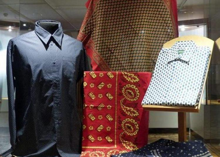 De La Fleur Au Tissu, Le Coton Et La Mode Masculine à Argenton sur Creuse