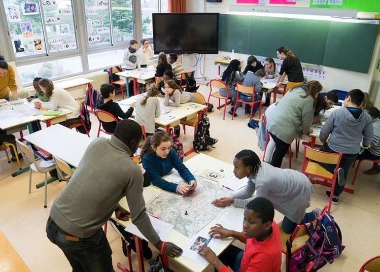 De La Ville à La Ligne : Sensibilisation Des Plus Jeunes Au Patrimoine à Rosny Sous Bois