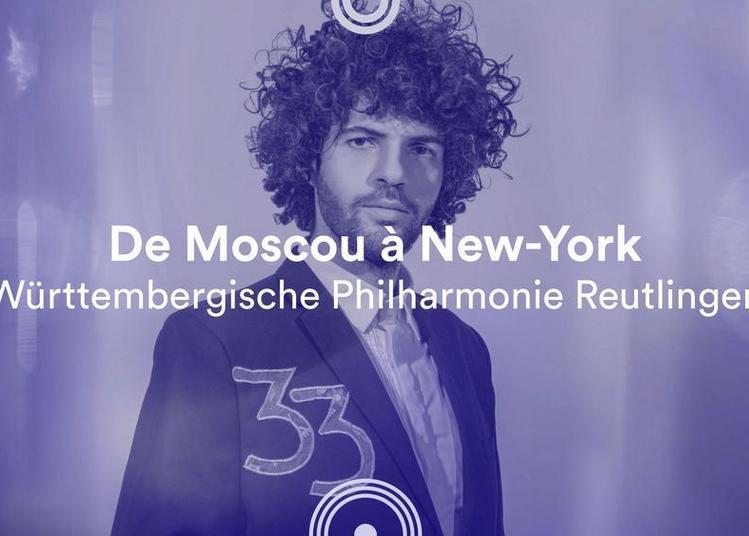 De Moscou à New York - 72e Festival de musique de Besançon à Besancon