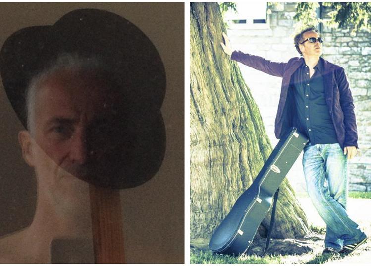 De musique et de poésie, avec Yvan Knorst et David Meiffret à Combourg