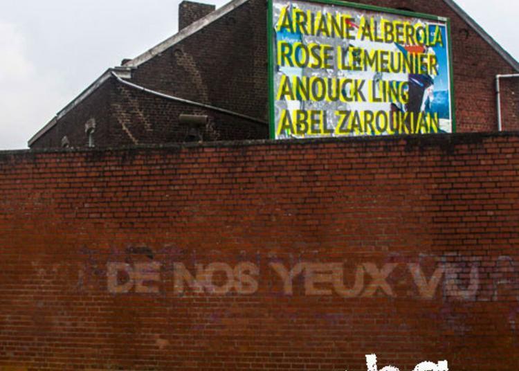 De Nos Yeux Vu, Photographies à Alba la Romaine