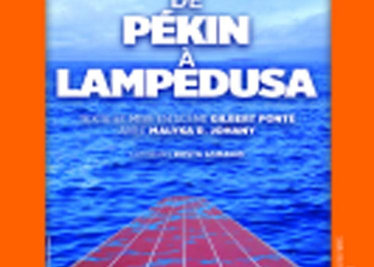 De Pekin A Lampedusa à Paris 10ème