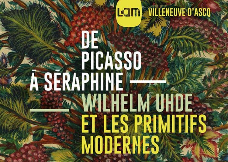 De Picasso À Séraphine. à Villeneuve d'Ascq