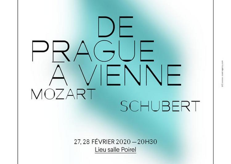 De Prague A Vienne à Nancy