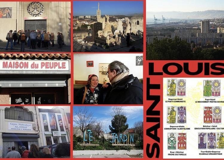 De Saint-louis À Campagne Lévêque à Marseille