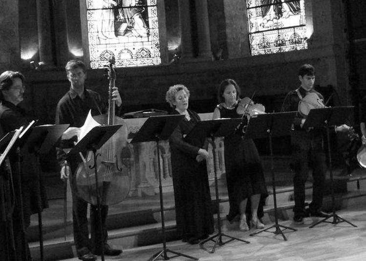De Tolède à Venise - un cheminement dans la polyphonie Renaissance à Dijon