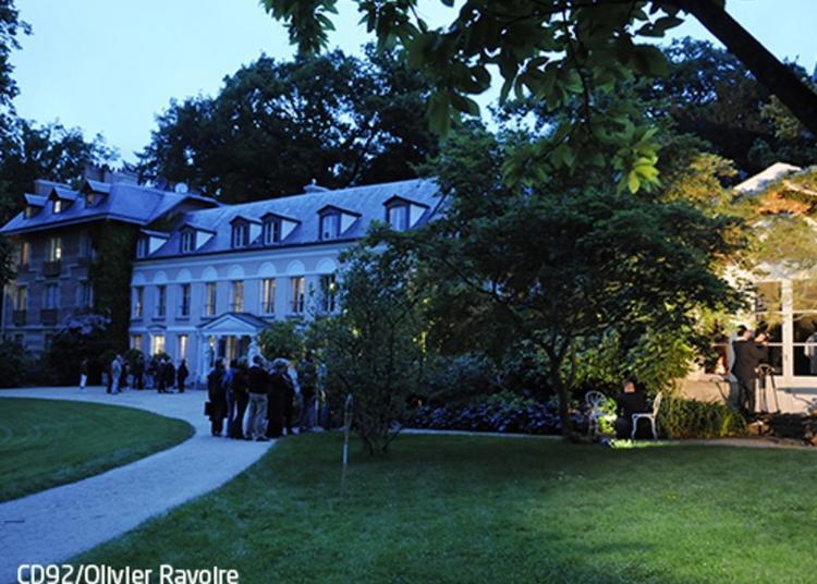 Déambulation Dans La Maison Et Le Parc En Musique à Chatenay Malabry