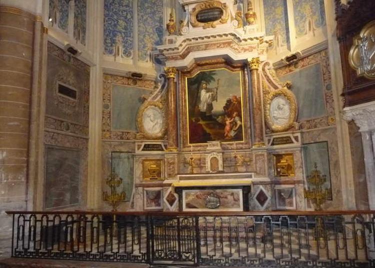 Déambulation Guidée Autour Des Chapelles Rénovées à Toulouse