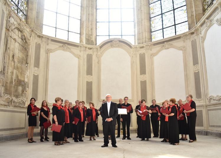 Déambulation Musicale à Travers L'abbaye Des Prémontrés à Mousson