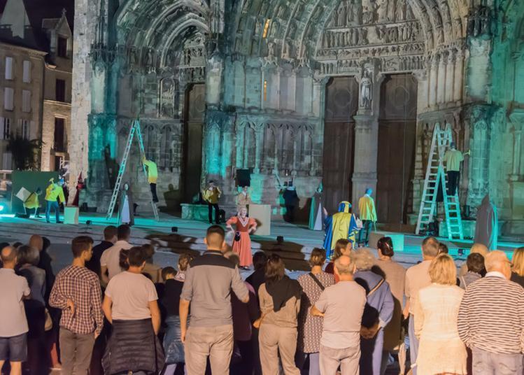 Déambulation Nocturne En Son Et Lumière : « Les Remparts De L'histoire » à Bazas