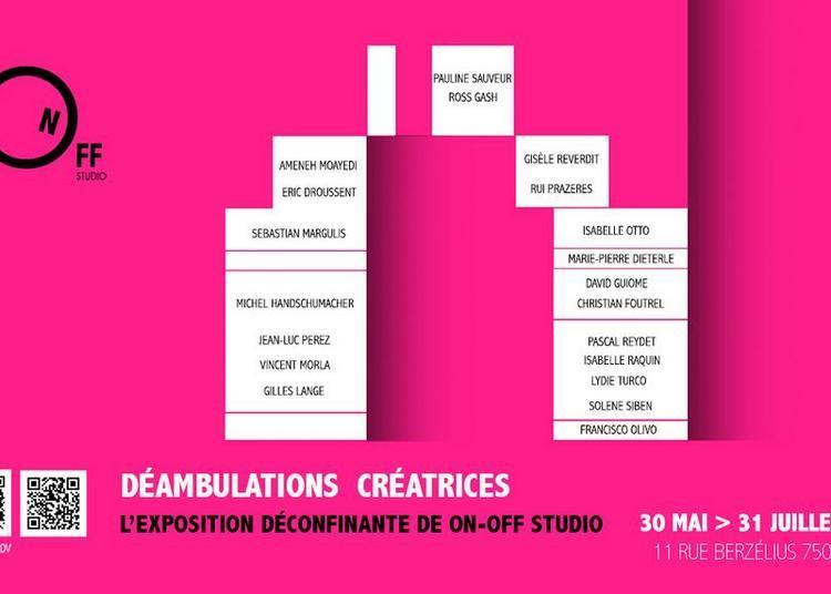 Déambulations Créatrices à Paris 17ème