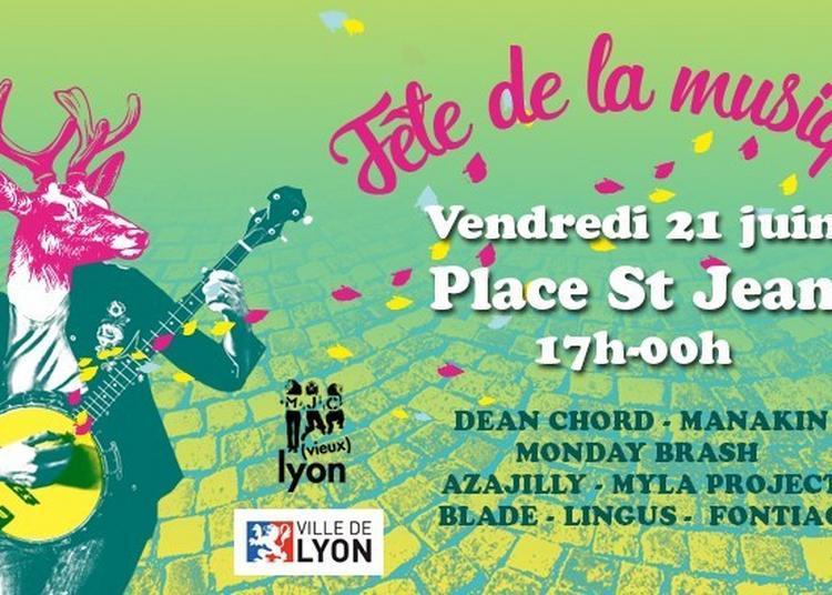 Dean Chord / Manakin / Monday Brash / Azajilly à Lyon