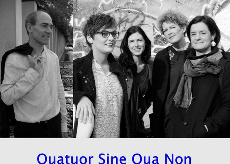 Debussy - Cras - Quatuor, Quintette à Paris 17ème