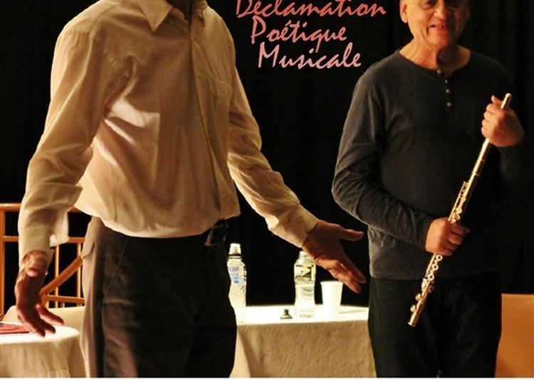 Déclamation Poétique Musicale à Aix en Provence