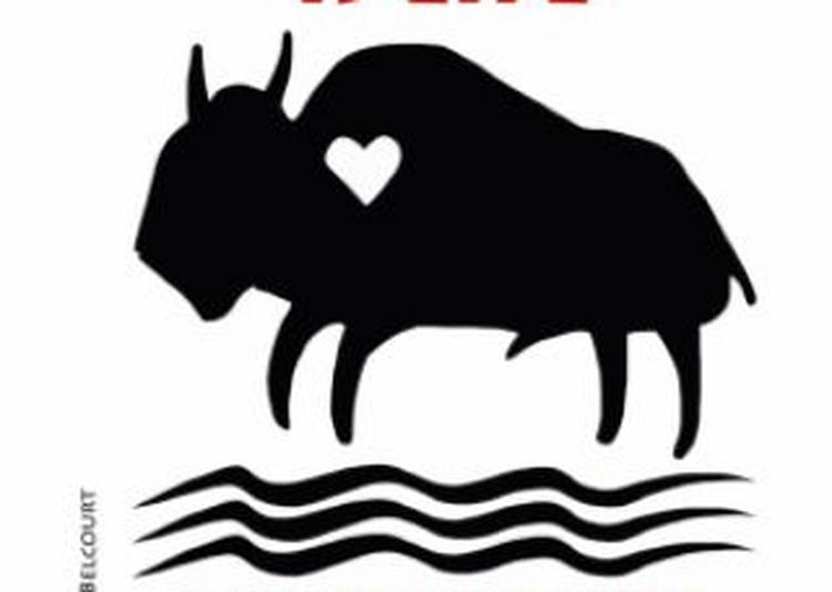 Decolonize America Water Is Life-Native Lives Matter à Ivry sur Seine