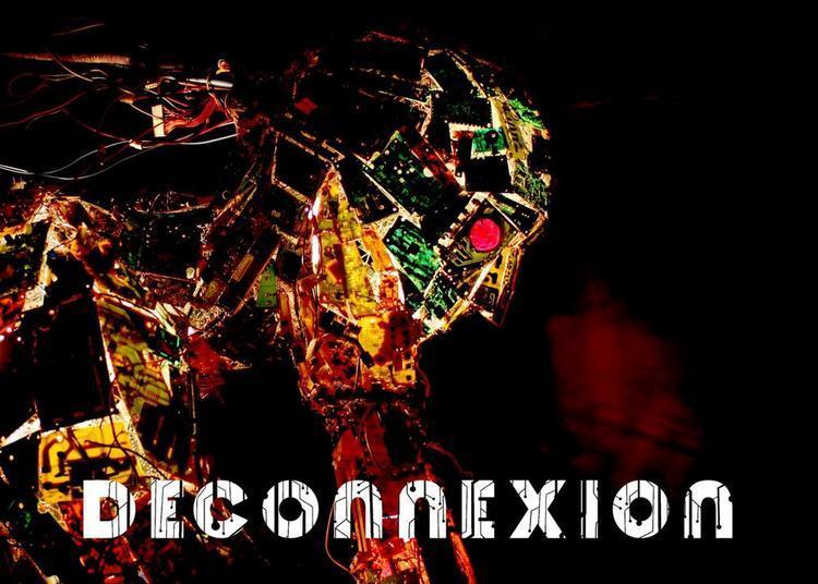 Déconnexion - Exposition de Sculptures et installations de l'artiste Paul Couturier alias Biiom. à Avignon