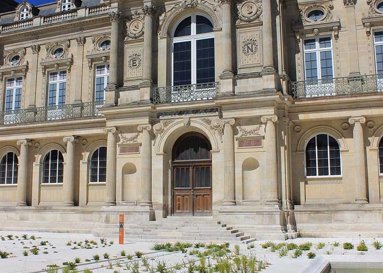 Découverte architecturale du Musée de Picardie à Amiens