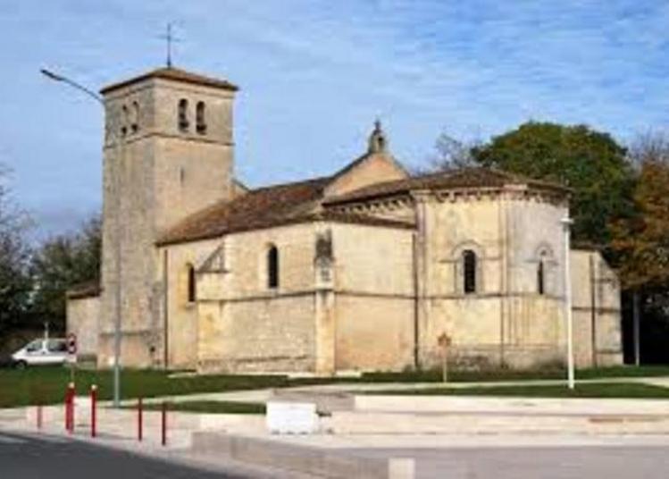 Découverte Commentée D'une Ancienne église Du Xie Siècle à Villenave d'Ornon