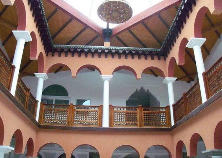 Découverte Commentée D'une Mosquée à L'architecture Arabo-andalouse à Landouge
