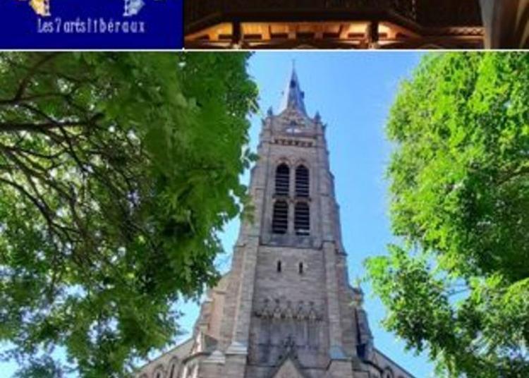 Découverte Commentée De L'église Et De L'exposition « E.merveillement » à Colmar