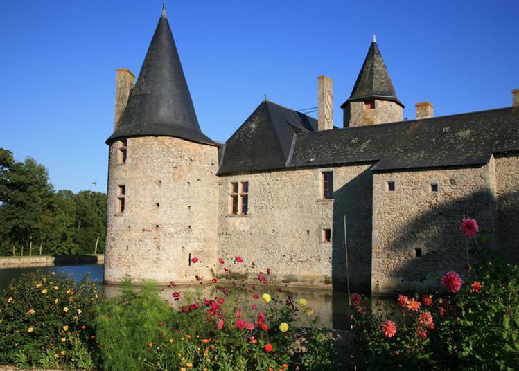 Découverte D'un Château, Au-delà Des Douves ! à Maisontiers