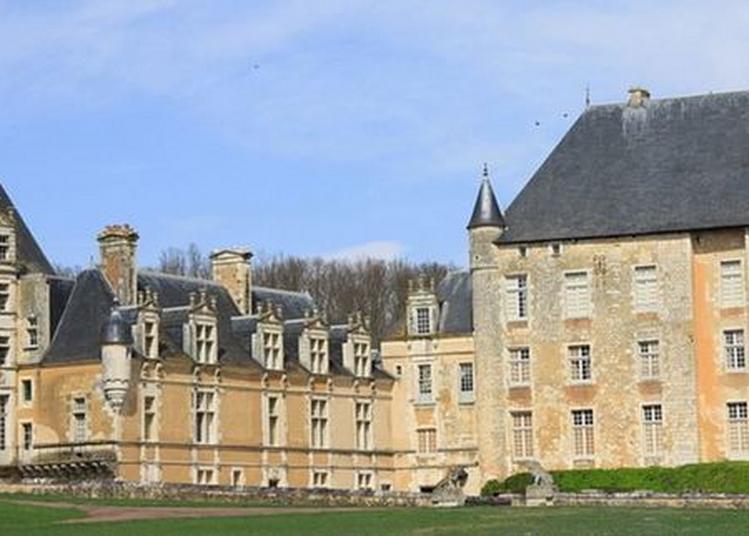 Découverte D'un Château Du Xiie Siècle Remanié à La Renaissance à Bonnes