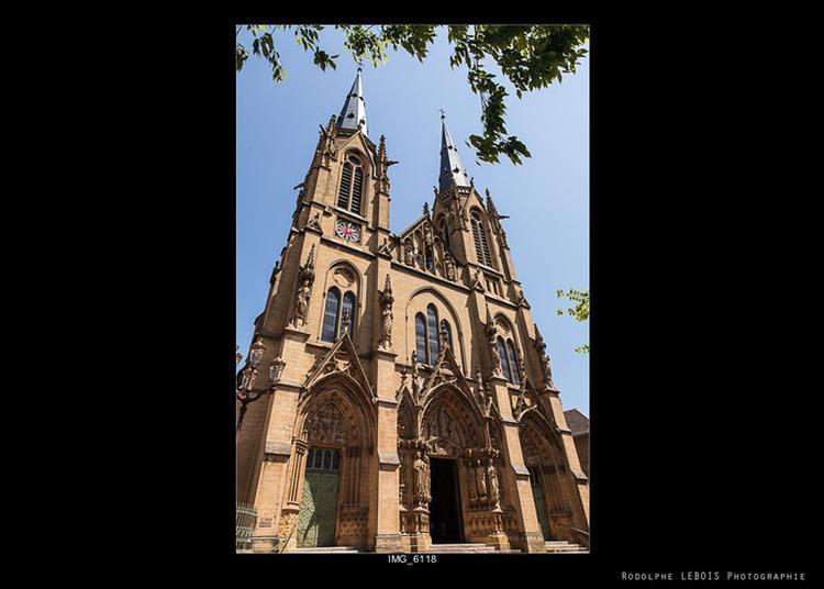 Découverte D'un Édifice Des Xiiie Et Xixe Siècles à Metz