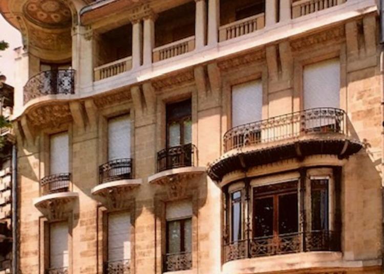 Découverte D'un Hôtel Particulier Du Xixe Siècle à Bordeaux