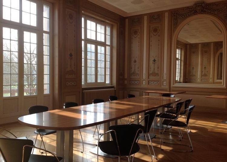 Découverte D'un Lieu Atypique : Ancien Centre De Cure, Nouveau Lycée ! à Carspach