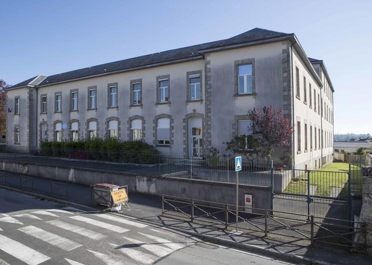 Découverte D'un Lycée Du Xixe Siècle à Saint Leonard de Noblat
