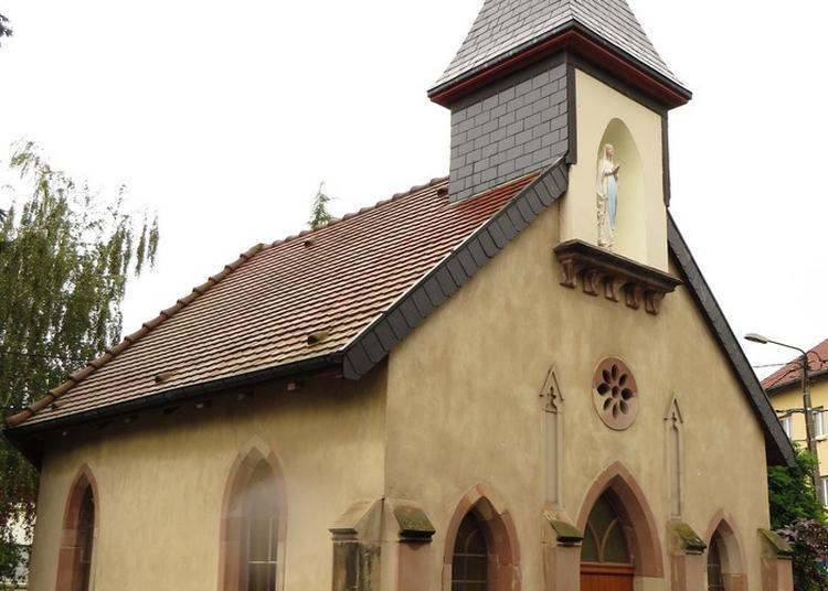 Découverte D'un Petit Édifice Religieux à Forbach