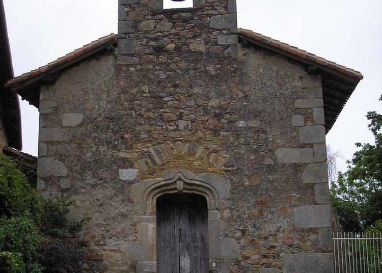 Découverte D'un Petite église Du Xve Siècle à Flavignac