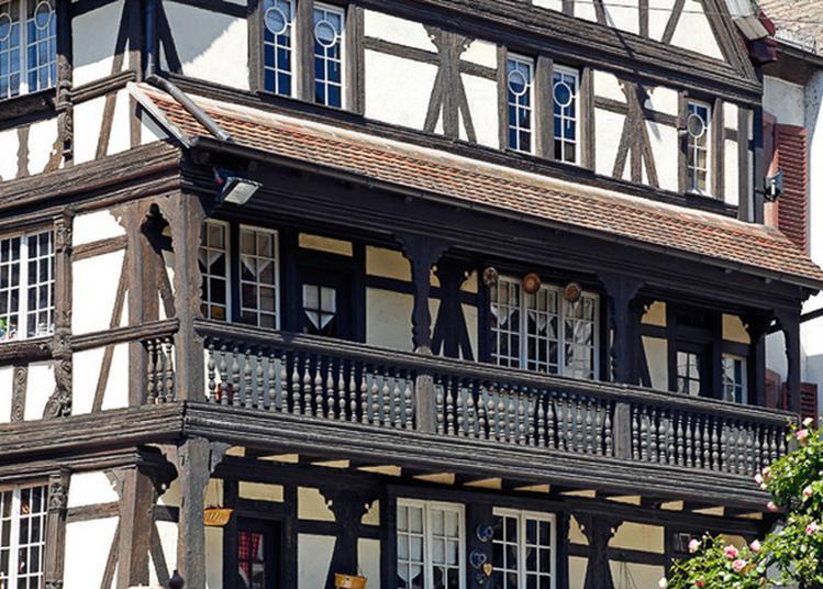 Découverte D'un Quartier Emblématique à Strasbourg