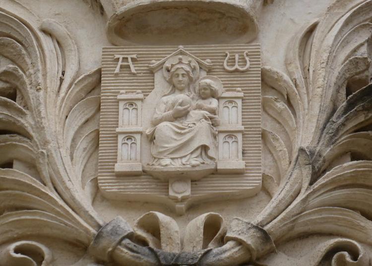 Découverte D'un Quartier Épiscopal à Montpellier