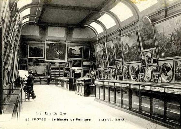 Découverte : D'une Abbaye à Un Musée à Troyes