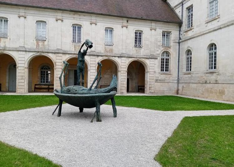 Découverte D'une Abbaye Cistercienne à Auberive