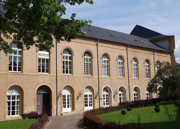 Découverte D'une Ancienne Abbaye Du Xviie Siècle à Metz