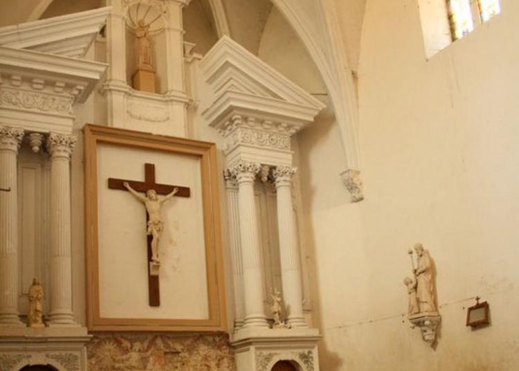 Découverte D'une Chapelle Du XVIIe Siècle à Aubeterre sur Dronne