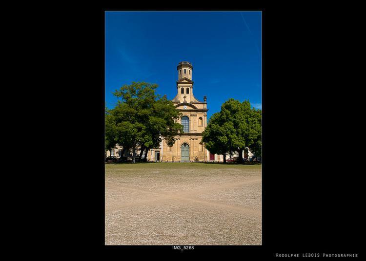 Découverte D'une Église Sans Clocher à Metz